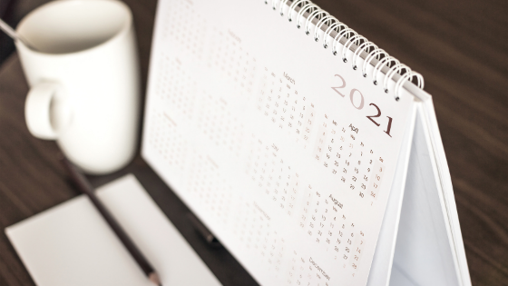 Key Accounting Dates For Your New Diary