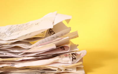 Receipts – To Keep or Not to Keep?